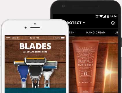 Dollar Shave Club App
